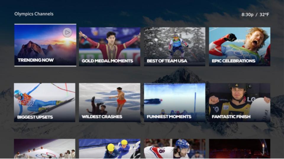Comcast S New Xfinity Platform Blurs Streaming Media Live Tv