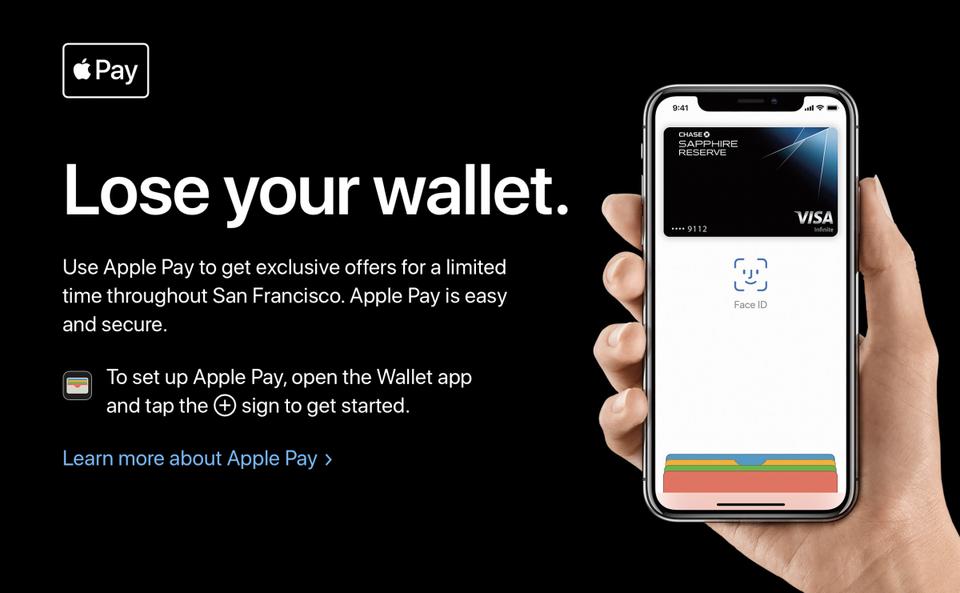 Apple promotion