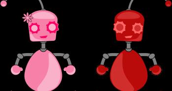 https://pixabay.com/vectors/robot-couple-robot-couple-1087699/